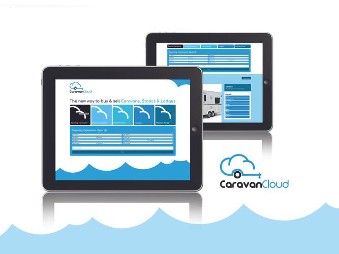 Caravancloud.com - Facelift Design
