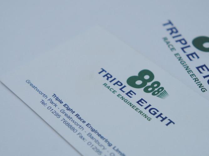 Triple Eight Racing - Facelift Design