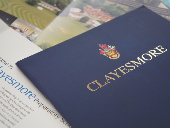 Clayesmore School - Facelift Design