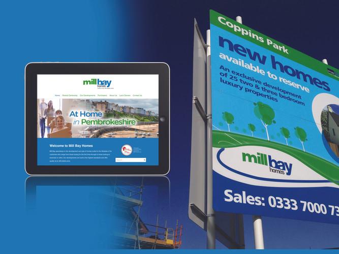 Millbay Homes - Facelift Design