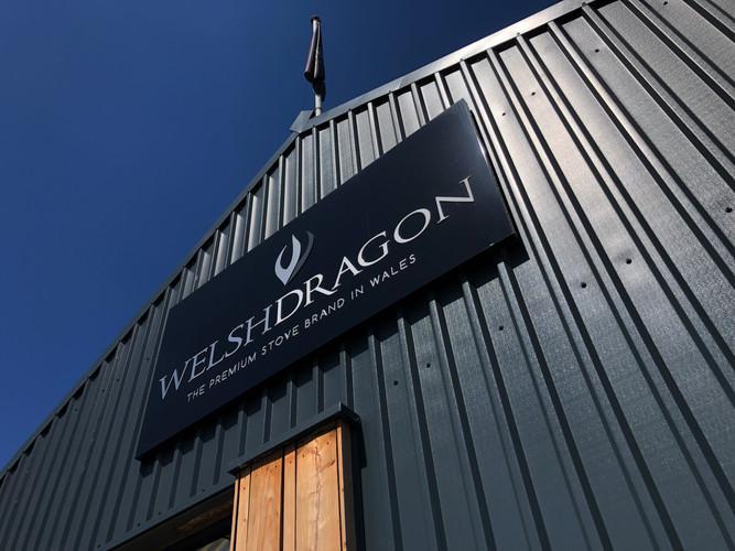 Welsh Dragon - Facelift Design