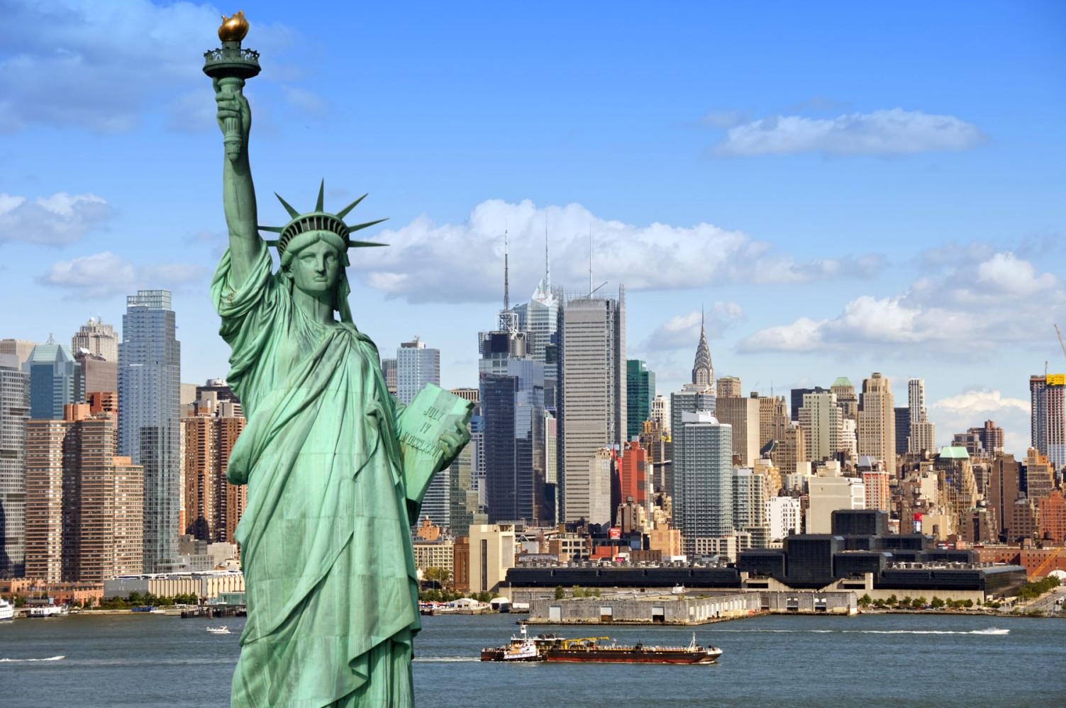 Statue of Liberty, America