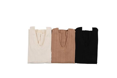 KiiRA /u-neck tops