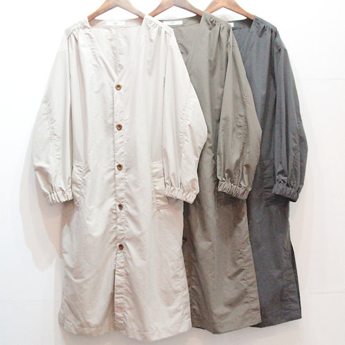 UNIVERSAL TISSU / NO COLLAR COAT