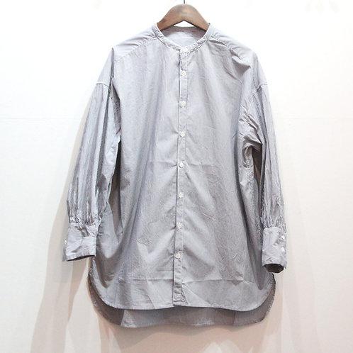 UNIVERSALTISSU ギャザースリーブシャツ/UT210SH034