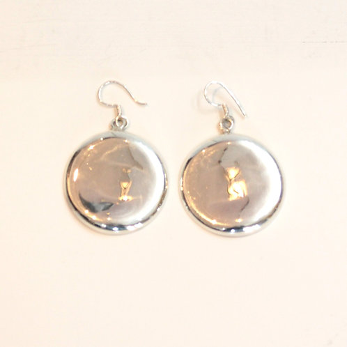 Silver Plate earrings from Mexico