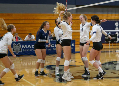 Madison College Volleyball