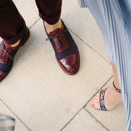 Women and Men's Podiatry footwear picks for the Melbourne Cup