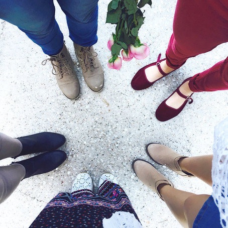 OUR TOP 5 WOMEN'S WINTER SHOE PICKS