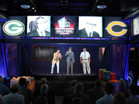 Hall of Fame Locker Room: A Holographic Experience