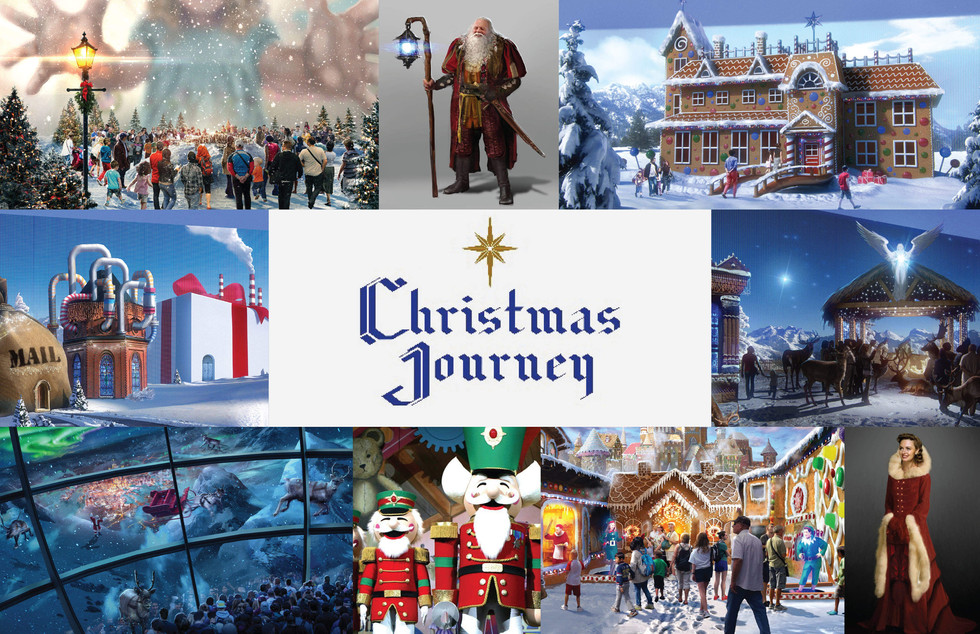 CHRISTMANS JOURNEY