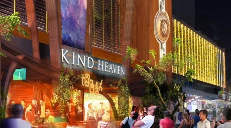 KIND HEAVEN
