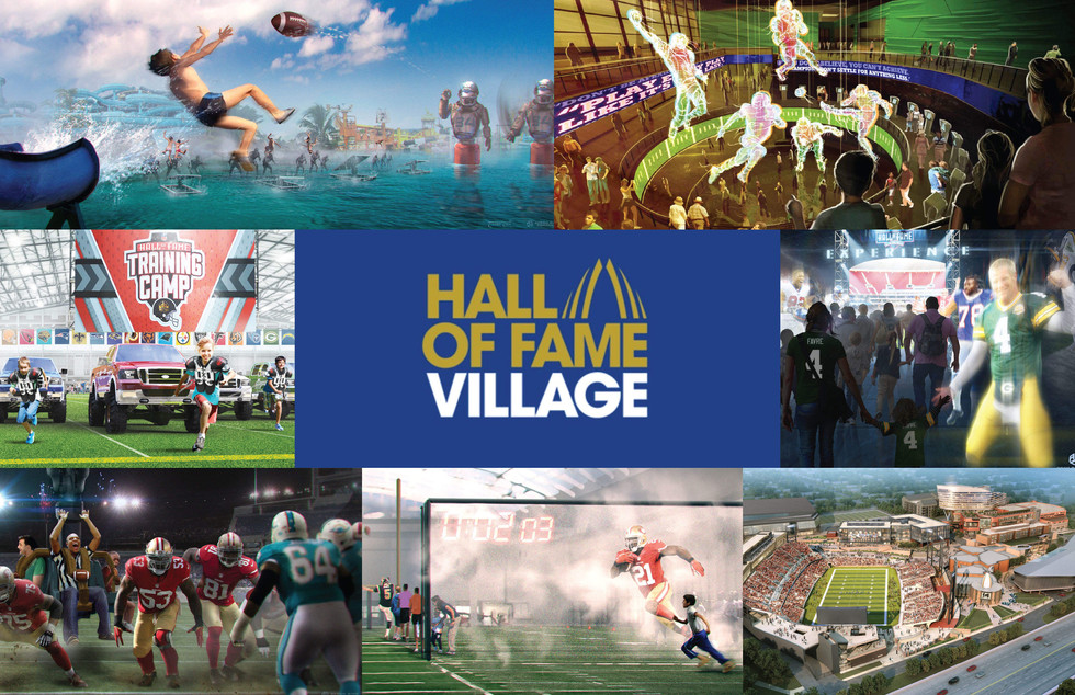HALL OF FAME VILLAGE