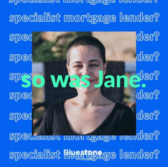 Bluestone Mortgage - LinkedIn social AD_Story-led ver1