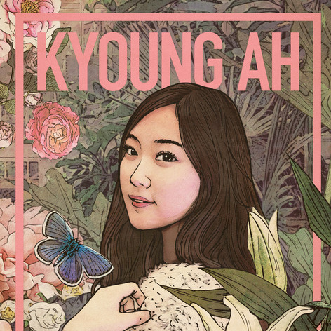 Photoshop Artwork project1 for Kyoung Ah