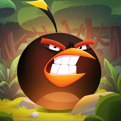 Angry Birds_Islands