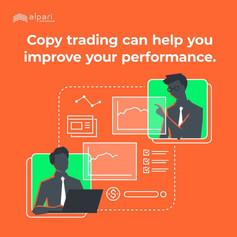 Alpari - Copy Trading social AD (Designer's version)