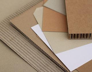 Zuschnitte Kartonzwischenlagen Versand