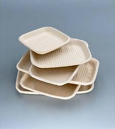 Faserformschalen Nachhaltige Lebensmittelverpackungen