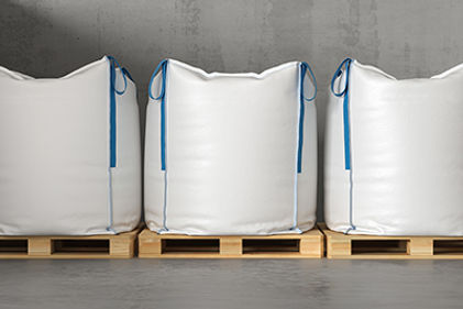 Big Bags Kunststoffgewebe reißfest
