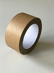Papierklebeband Umweltfreundlich Paketband natürlich