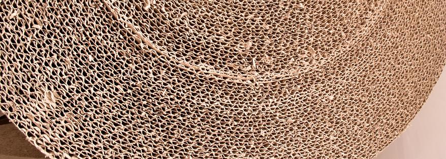 Wellpappe Polstermaterial Füllmaterial Ladungssicherung