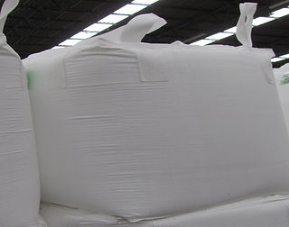 Big Bags weiß Abfüllen Sammeln Lagern