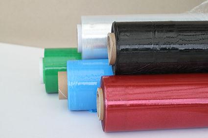 Handstretchfolie transparent farbig