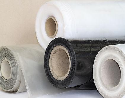 Flachfolie Baugewerbe Industrie LDPE HDPE Abdecken