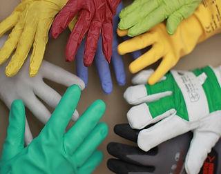 Betriebshygiene Handschuhe