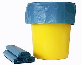 Müllsäcke Entsorgung Müllbeutel