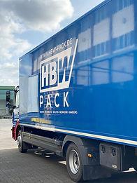 HBW-Pack Logistik Verpackungsgroßhandel