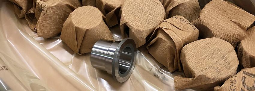 VCI Korrosionsschutz Exportverpackungen Trockenmittel