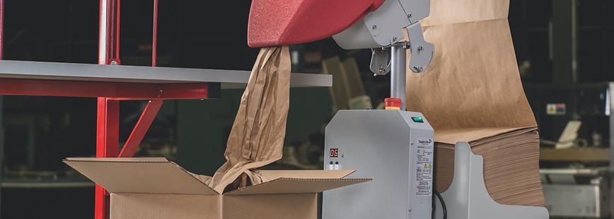 Verpackungsmaschinen und Geräte Umreifen Schweißen Stretchen Kleben Polster