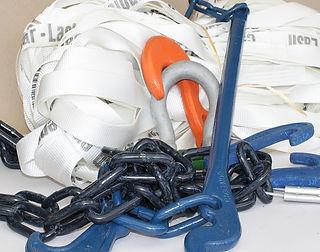 Container Lashing Rückhaltesysteme Ladungssicherung