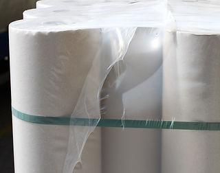 Schrumpfhauben Seitenfaltenhauben Folien Packstücke