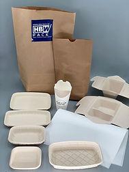 Musterpaket Nachhaltige Verpackungen Umwelt