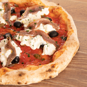 "PIZZA CON BIGA, FAR PIZZA ""S"" ROSSA"