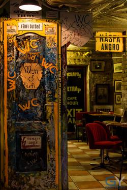 Mexican ruin cellar - El Rapido