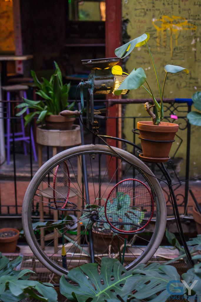 The Szimpla bike