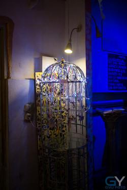 Cage of Kék Ló