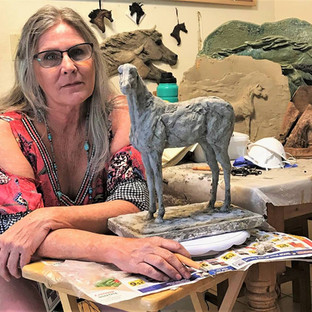 Arabian Horse Artist Spotlight: Laurie Bielik