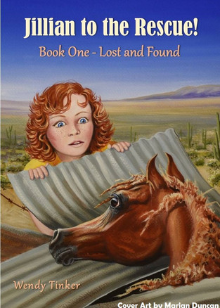 Lost and Found - A New Arabian Horse Novel by Wendy Tinker