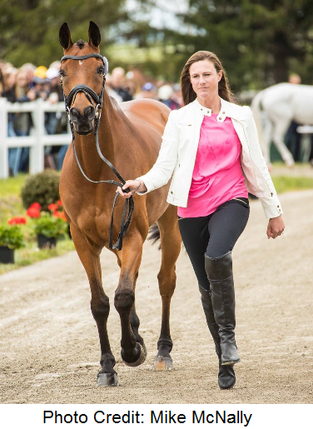 Lauren Kieffer and Anglo-Arabian, Vermiculus, to Represent U.S. at World Equestrian Games
