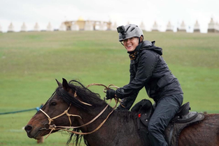 From Arabians to The Mongol Derby, with Flash Accardo