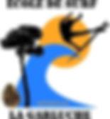 école de surf la garluche