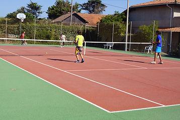 Tennis à Mimizan-Plage