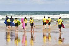 école de surf Mimizan