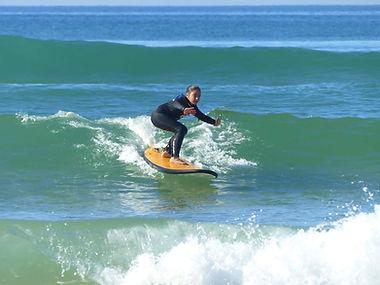 école de surf mimizan la garluche