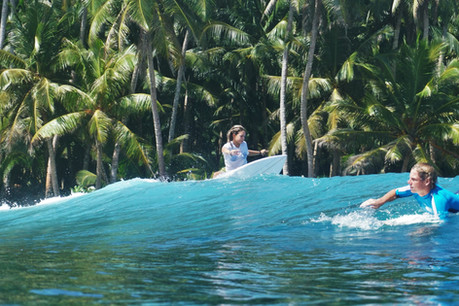 Johanne Surf Trip 2018 Mentawai